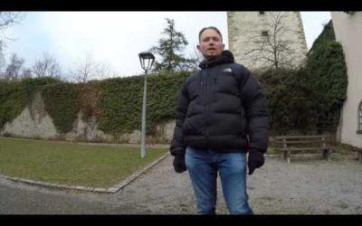 Rundwanderung  durch die  historische Altstadt von Horb am Neckar